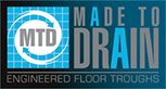 Made to Drain Logo